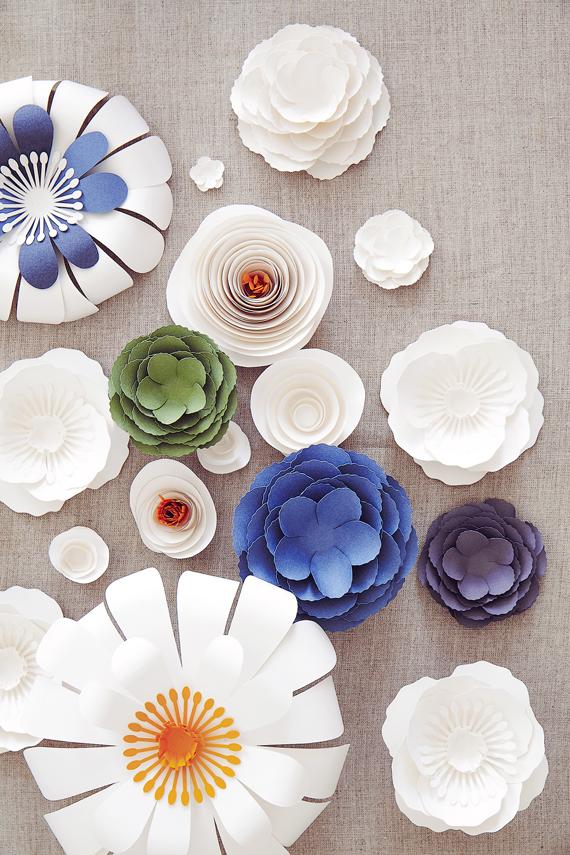 Paper Flowers Sarah Louise Matthews